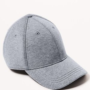 Lululemon Baller Hat Heather Grey